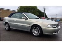 VOLVO V70 T 2.0 2dr Convertible (2000) £2,495,00 Low Mileage