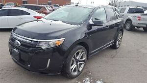 2013 Ford Edge Sport AWD | Finance from 1.9% | One Owner Kitchener / Waterloo Kitchener Area image 5