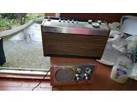 Old radios £15 for the pair