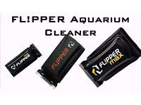 Flipper cleaner / Max / Standard / Nano algae magnet scraper fish tank
