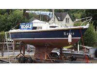 Pandora 23ft Yacht