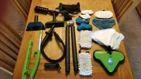 Steamer H2O mop X5 accessories