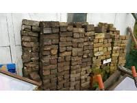 Engineering bricks (used)