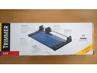 PAPER TRIMMER DAHLE 508 PERSONAL cutter guillotine A£ paper