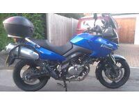 Suzuki DL 650 Vstrom £2600