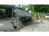Magmarine Fishing Boat (17 feet )