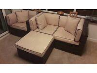 Top Quality Rattan Sofa Set