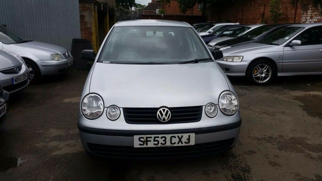 VW POLO 1.4 TDI *BREAKING FOR SPARE PARTS*