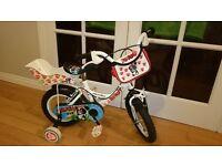 Apollo LuLu Girls Bike, 12 Inch Wheels