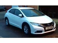 Honda Civic - 2012 I-DTEC ES - White