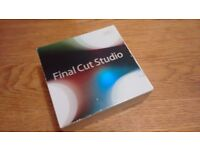 Final Cut Studio 3 MAC version