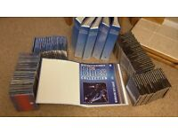 The Blues Collection (RARE) 92 CD s and Magazines - Collectors Item - Complete Set Excellent Cond