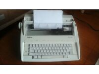 Brother AX100 Electric Typewriter