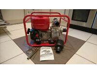 Clarke pump PW2 petrol driven water pump NEW