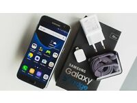 Samsung S7 Edge, Mint Condition, Unlocked, Boxed, 32GB ~So lots of Storage for music & photos