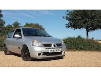 Renault Clio Sport 1.2 16v 2006