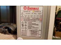 Enermax EG465P-VE 460W ATX Desktop Power Supply PSU