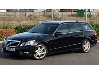 Mercedes E350 CDI Blue Efficiency Sport 7 seater