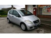 FOR SALE MERCEDES A160 2005 DIESEL LONG MOT
