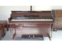 Kemble mix piano