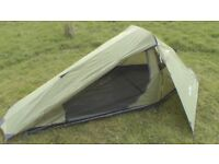 Ultralight 1 person hiking tent