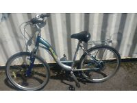 BIKE GOLDEN TREK JUPITER MOUNTAIN BIKE 6 SPEED 26 INCH WHEEL AVAILABLE FOR SALE