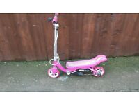 girls space scooter age 5+