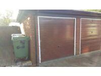 Deposit taken - Secure clean garage to rent in Shoeburyness, off Eagle Way, new door and locks