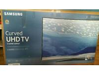 Samsung Tv UE43KU6500