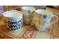 **Fancy Mugs Newish****