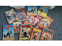 Oor Wullie/The Broons 12 pieces