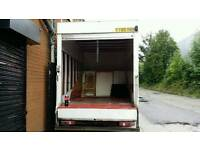Short Notice Man And Van Collection Delivery Service Available