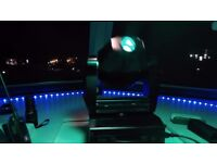 Professional disco light for clubs pubs for mobile discos