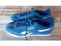 Reebok Blue Trainers Size 8.5 - Never Worn