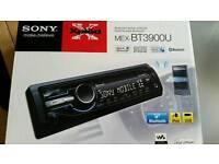 Sony Bluetooth, USB car stereo