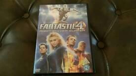 Fantasic 4 Dvd