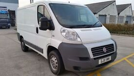 2011 FIAT DUCATO 100 M-JET SWB - ONE OWNER, SERVICE HISTORY, EXCELLENT CONDITION