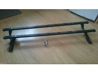 Roof bars Mk 3 Renault Clio (3 door) 2005-2014 models