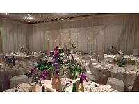 Wedding Venue Dressers and Freeland Experienced Florists Required