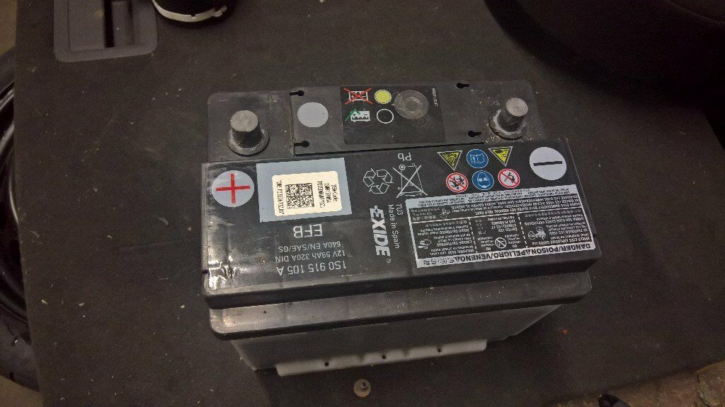 astra h 3 door and 5 door exide battery three months old