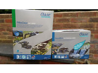 Oase Filtoclear 3000 Set with an Oase Premium 4000 Pump fantastic condition (6 months old)
