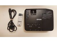 EPSON LCD Projector - Model H556B