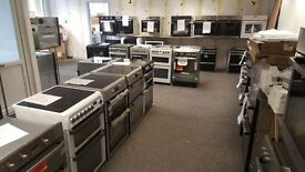 New Ex-Display and Graded Cookers - Range Cookers -Ovens-Hobs-Integrated items, Chimney Hoods , Deal