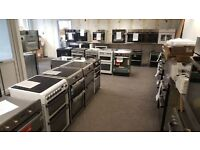 New Ex-Display Gas Cookers, Electric cookers, Range Cookers,Ovens,Hobs, from £109.00 With Warranty