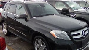 2014 Mercedes-Benz GLK-Class 250 BlueTEC 4MATIC, Sunroof, $138/W