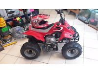 Quad bike 90cc immacculate
