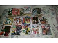 Over 200 2000AD Comics