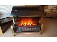Dimplex Lyndhurst Radiant Bar Fire
