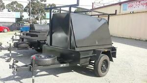 6x4 TRADESMAN TRAILER 750kg - 900mm HIGH CANOPY Narre Warren Casey Area Preview