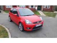 FOR SALE FORD FIESTA ZETEC S